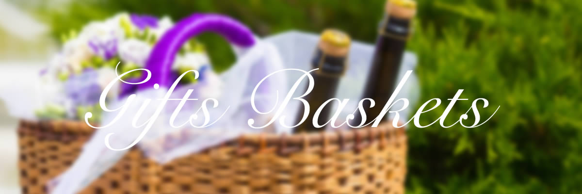 gifts baskets main category header